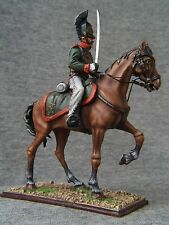 Elite tin soldiers: Russian Pskov cuirassier in captured French cuirass