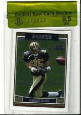 Reggie Bush 2006 Topps Chrome Rookie BGS 9.5 Gem Mint (Raw Card Review)