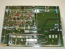 1 Stück Platine mit OCXO 65MHz / Amplifier MC7831 und anderen Bauteilen