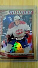 2013-14 O-PEE-CHEE FOIL MARQUEE ROOKIE #520 BRENDAN GALLAGHER!!!!!!