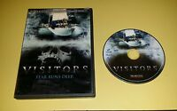 Visitors Dvd Fear Runs Deep- horror  psycho thriller suspense mystery RARE oop