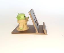 Star Wars Baby Yoda Phone Holder 3D Printed