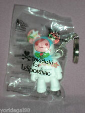 Tokidoki For Lesportsac Qee Key Chain Collectible New In Factory Sealed Package
