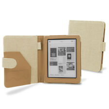 "Cover-Up Kobo Aura (6"") eReader Natural Hemp Case - Sahara Brown"