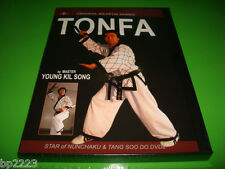 "ORIGINAL WEAPONS SERIES DVD ""TONFA"" by Master Young Kil Song SIDE-HANDLE BATON"