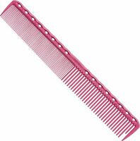 Y S Park Comb YS - 336 PINK Hairdressing Cutting High Quality Comb