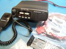 Motorola CDM750 UHF 403-470MHz 40 Watt Mint  Tested