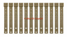 12x Lot Tactical Tailor - Short Coyote MALICE Clips 12 Pack USMC Marine FDE NEW