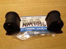 Bush set, rear Anti roll bar, genuine Mazda MX5 mk1 1.6 1989-93 MX-5, 11mm ARB