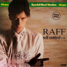 "Raff self Control - 12"" MAXI-k519 - - Slavati & cleaned -"