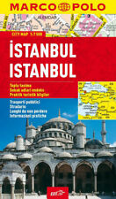 ISTANBUL PIANTA CITTÀ [SCALA 1:7 500] [CARTA/MAPPA/CARTINA] MARCO POLO
