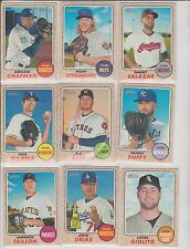 2017 Topps Heritage A.J. Reed High # SP #479 Astros