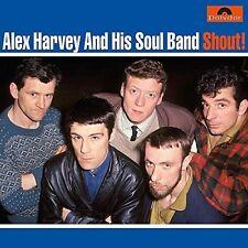 Alex Harvey & His Soul Band - Shout! [New Vinyl LP] UK - Import