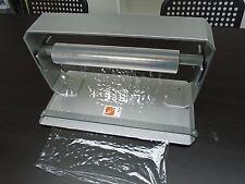 Holder dispenser stretch film kraft wrap paper 15 inch masterpunching