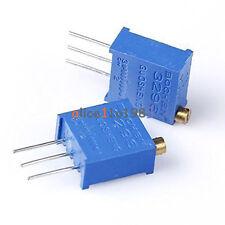 10Pcs 3296W-503 3296 W 50K ohm Trim Pot Trimmer Potentiometer NEW