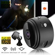 Mini Wifi Caméra Sans fil IP Cachée Espion Caché Vision Nuit Sécurité Chambre SH