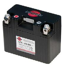 "Shorai LFX09A2-BS12+SHO-BMS01 Lithium Iron Extreme-Rate Battery 9AH 12V EQ,""A""2"