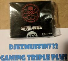 CAPTAIN AMERICA FIRST AVENGER HYDRA PIN (LOOT CRATE EXCLUSIVE) EFX COLLECTIBLES