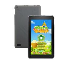 """for Amazon Kindle Fire 7"""" Tablet 2015 5th Gen TPU Gel Shell Skin Case Cover"""