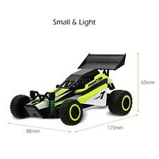 CRAZON 1/32 Mini Pocket RC Racing Car 2.4G 2WD RTR Buggy Stunt Car Brake X8X6
