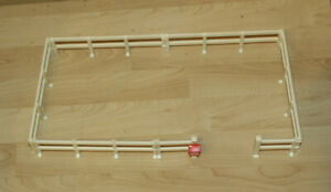 Dolls' House Miniatures - Plastic fencing for paddock/field
