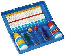Coffret Kit Test Analyse PH, Chlore et Brome - Eau piscine