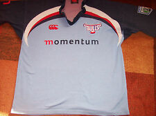 2001 Blue Bulls Rugby Union Shirt Adults XL South Africa Jersey