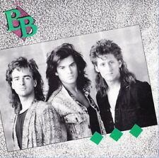 LES B.B. Self-Titled (CD 1989) 9 Songs Original 1989 Release Quebec Rock French