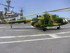 Chinese 171 helicopter transport aircraft alloy model (L)