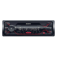 Sony DSX-A410BT Mechless Media Receiver with Bluetooth, USB MP3 FLAC NFC & Au...