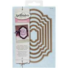 Spellbinders Nestabilities Dies Labels 28 879216017313