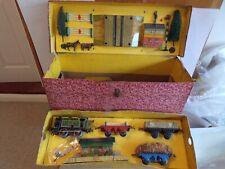 Hornby o gauge  M11 complete railway set.
