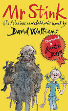 1st Edition Fiction David Walliams Books for Children