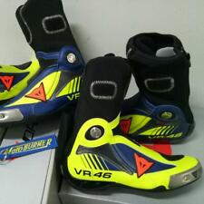 Dainese Boots Motorbike Leather Racing Boots All Size Avalible Red View