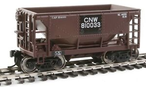 Walthers 910-58017 (6 Pack) 24' Minnesota Ore Car Chicago & North Western Set#1