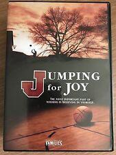 Sam Hennings Lindsay Pulsipher JUMPING FOR JOY ~ Basketball Drama Film UK DVD