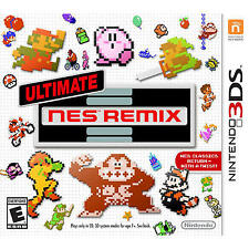 Ultimate NES Remix (Nintendo 3DS, 2014)
