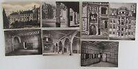 Frankreich Lot 7 x Schloss Chateau ~1950/60 BLOIS Loir-et-Cher AK Ansichtskarten