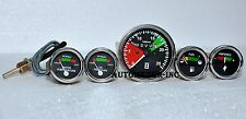 For Massey Ferguson Tractor - Tachometer + Temp + Oil Pressure +AMP +Fuel Gauge