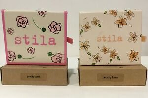 Stila All Over Glow Face Color & Luminizer - .77oz - Pretty Pink or Peachy Keen