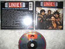 CD Linie 1 - Film-Soundtrack Des Berliner Rockmusicals Theater Berlin Else Nabu