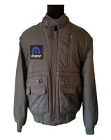 Mopar Jacket Vintage Mopar Garage Jacket Mopar Racing Jacket Men's Medium