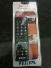 Philips SRU2103/27 Universal Remote Control TV Cable DVD/VCR *NEW*