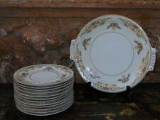Assiettes en céramique de Limoges