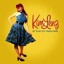 Kim Lenz - Up to My Old Tricks Again [New CD] Bonus Tracks