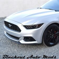 15FM/_EP/_S21 COYOTE TEXT w//LINES 2015//2016//2017 Mustang Aluminum Engine Plate