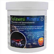 Salty Gamberetti ** Sulawesi 7,5 ** PERFETTO pH e minerali per l'acqua RO ** 250g
