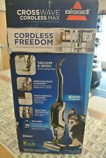 BISSELL CrossWave Cordless Max Multi-Surface Wet Dry Vacuum Cleaner, 2590