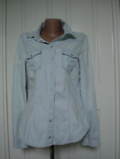 Ladies Denim Shirt H&M