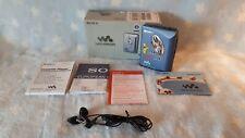 VINTAGE Sony Walkman WM-EX 521 Stereo NEUER ANTRIEBSRIEMEN (90erJahre )